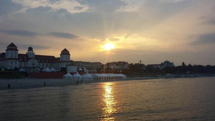 Oud en nieuw in Duitsland: Binz, Rügen