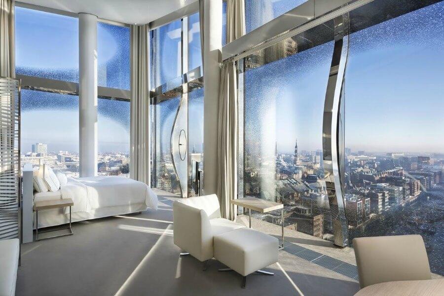 5-sterrenhotel in Hamburg: The Westin