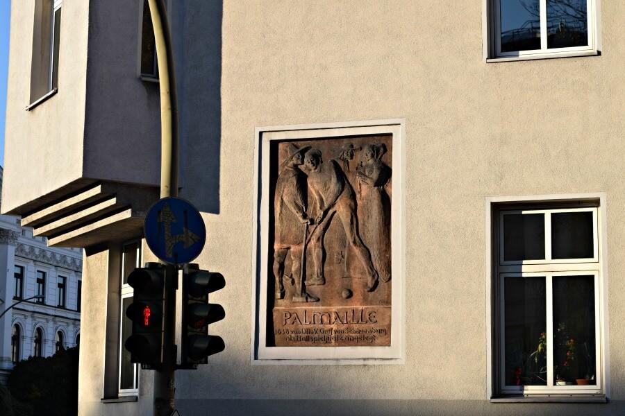 Mooiste straatnamen van Hamburg: Palmaille