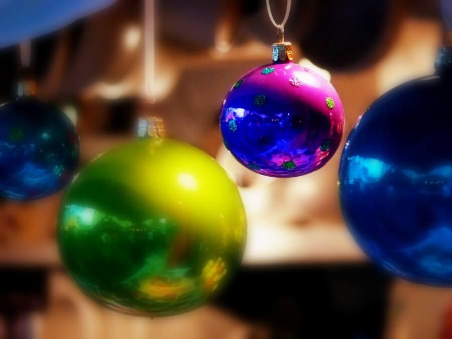 Pop-up design kerstmarkt in Hamburg