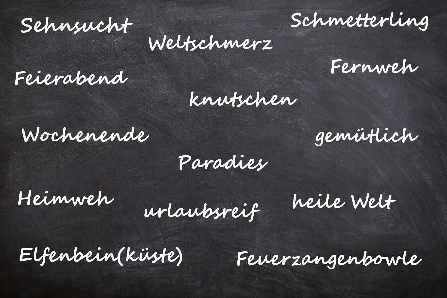 Grootse en meeslepende Duitse woorden: jullie favorieten