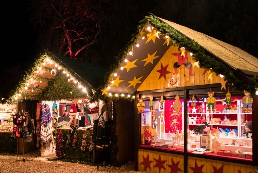 Bijzondere en kleine kerstmarkten in Hamburg