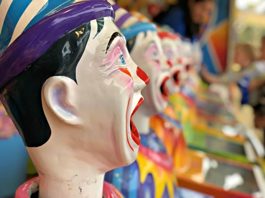 Carnavalsfeesten in Hamburg
