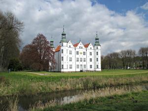 Bezoek aan Schloss Ahrensburg