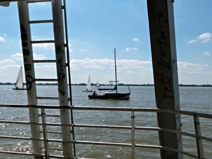 Zomervakantie in Hamburg: augustus aan de Elbe