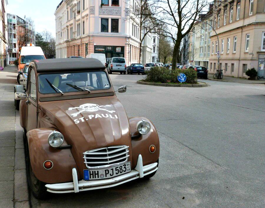 Waar je op moet letten als je met de auto naar Hamburg komt