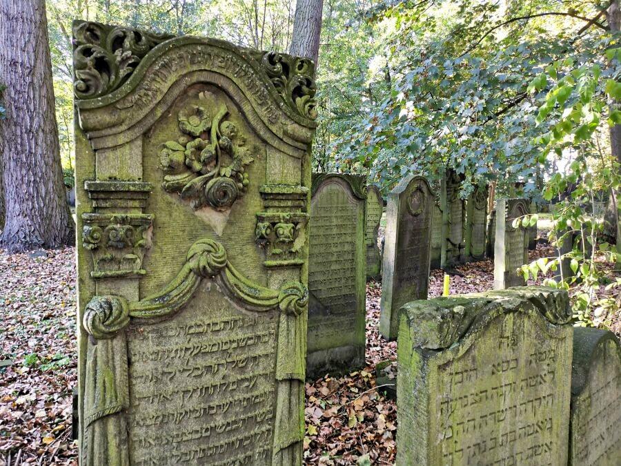 Bijzondere bezienswaardigheden in Hamburg: de Joodse begraafplaats in Altona