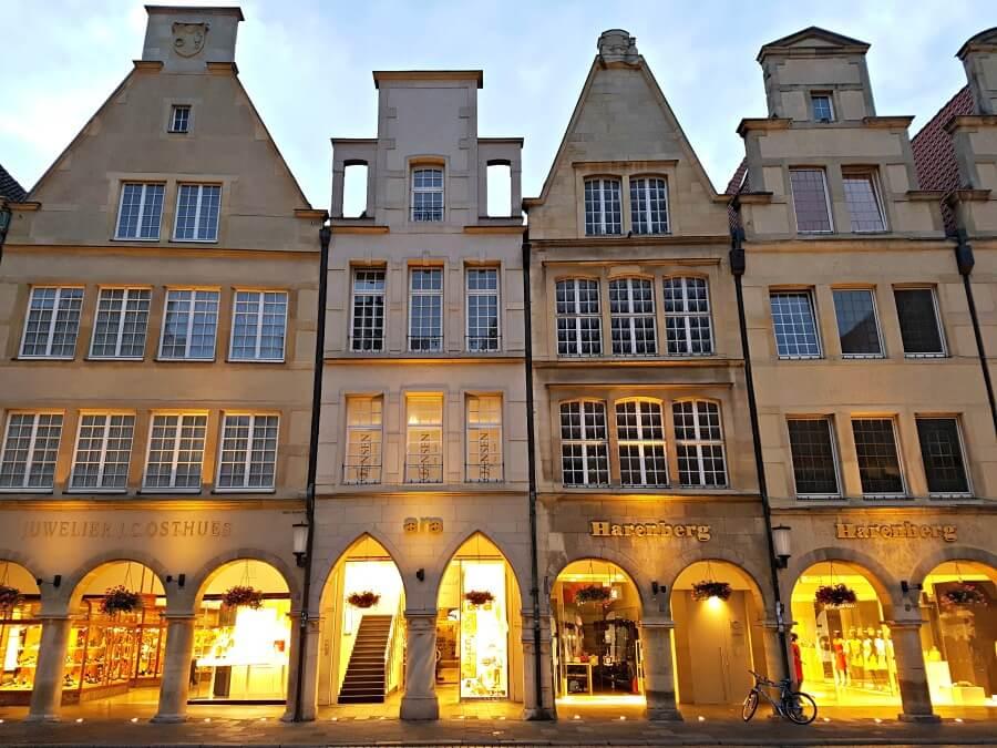 Bezienswaardigheden in Münster: struin door het oude centrum