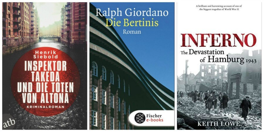 Deze boeken spelen zich af in Hamburg: 9 tips + een bonusboek