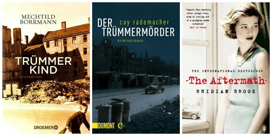 Hamburg-Romane: mijn favoriete Krimis en historische romans