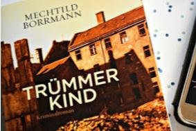Boekentip: Trümmerkind van Mechtild Borrmann, prachtig en spannend verhaal dat zich afspeelt in Hamburg 1947