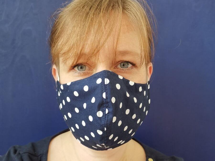 Zo draag je je mondkapje correct + alle regels die gelden voor de Maskenpflicht in Hamburg