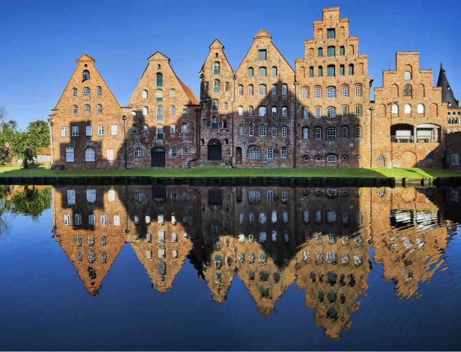 Digitaal naar Lübeck reizen