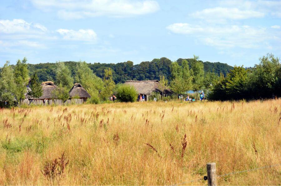 Hedeby UNESCO-erfgoed: Schleswig-Holstein vanuit huis beleven