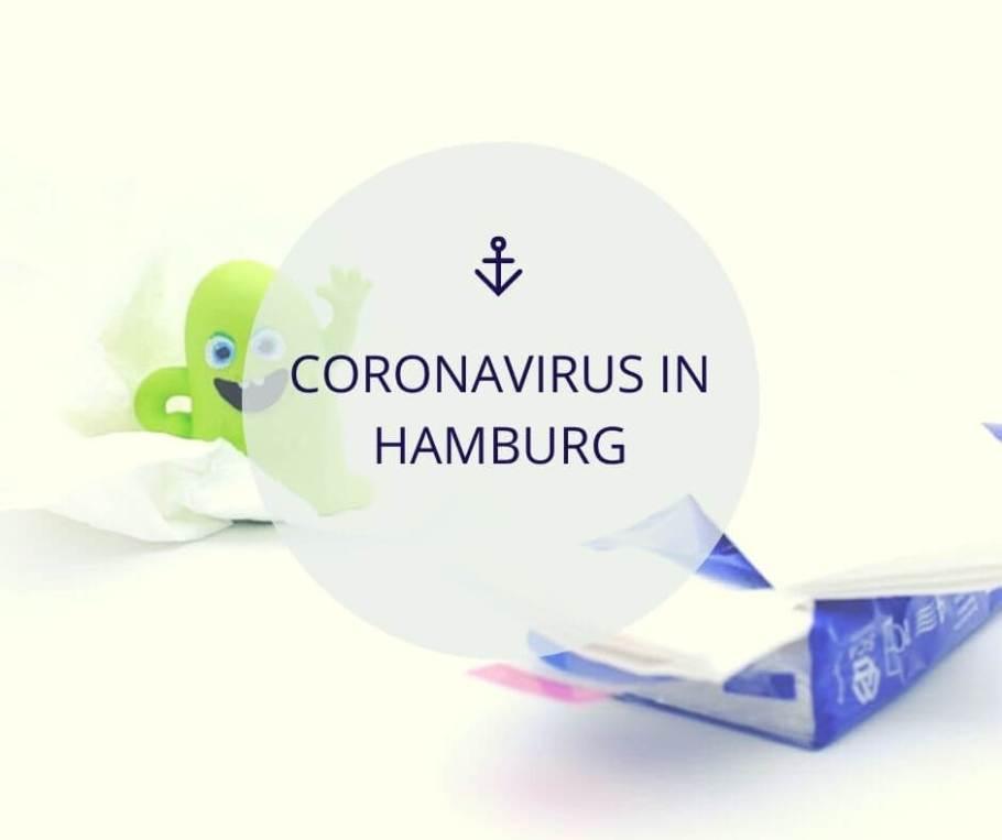 Corona info voor Hamburg