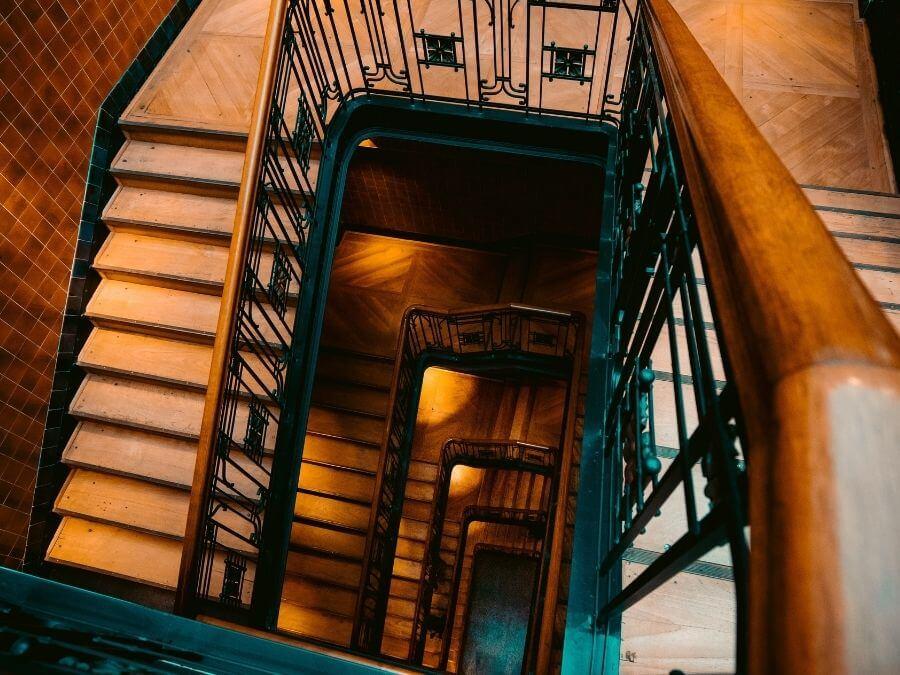 Geheimtipp: de mooiste trappenhuizen in Hamburg - Mindspace