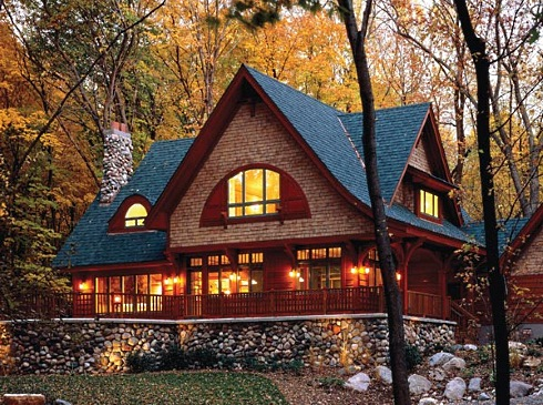 Cottage Home Plans A Modern Day Craftsman Classic