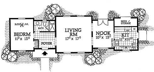 cabin layouts plans