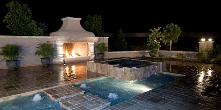Backyard Fireplace Designs . . . A Magical Mystery Tour! on Fireplace In Yard id=47259