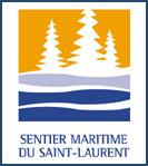 Logo du Sentier maritime du Saint-Laurent
