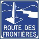 Logo route des frontières