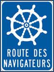 Logo de la Route des Navigateurs