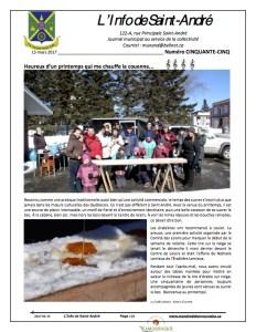 L'info de Saint-André mars 2017