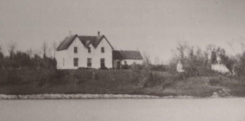 Kennedy House in 1908
