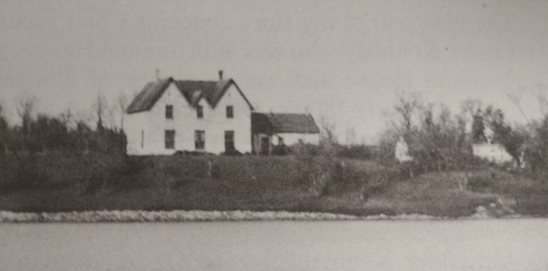 Kennedy House in 1908