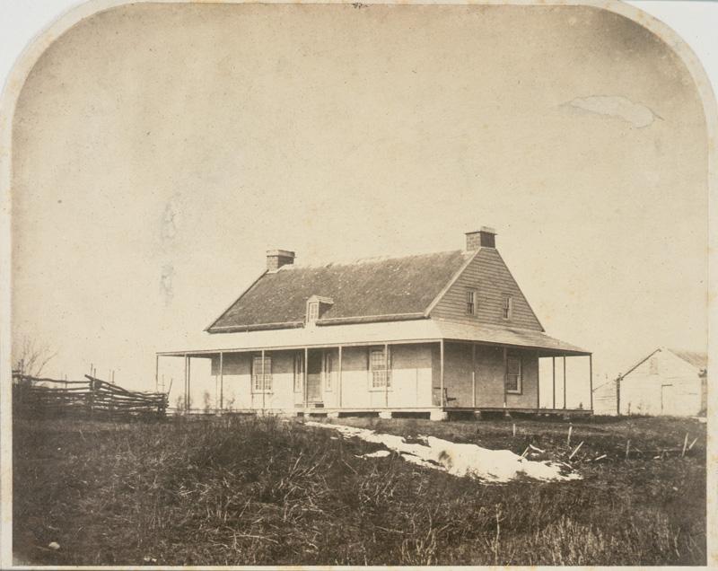 Middle Settlement, 1858
