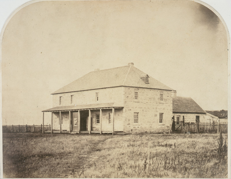 St. Andrews Rectory 1858