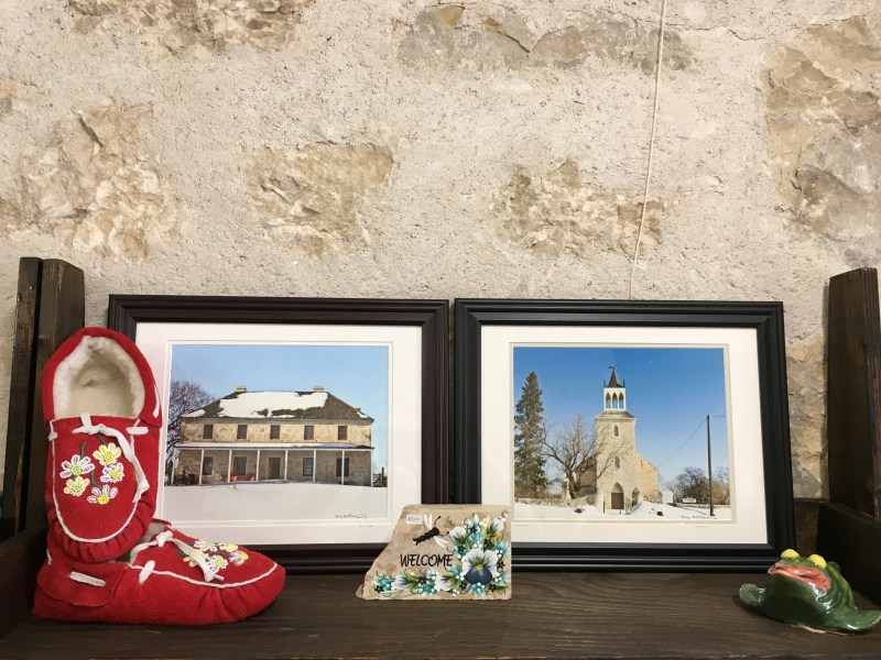 Our gift shop contains the works of local artists; the perfect place to get a souvenir