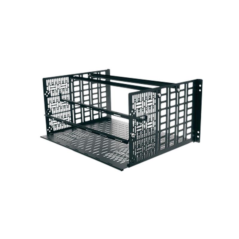 middle atlantic custom shelf 5 ru 6 sonos anodized rsha sonos amp6