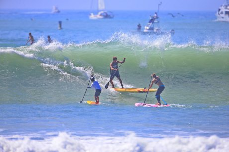 pacific paddle games doheny