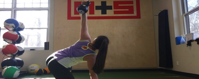 Muv Strong dry land training banner1