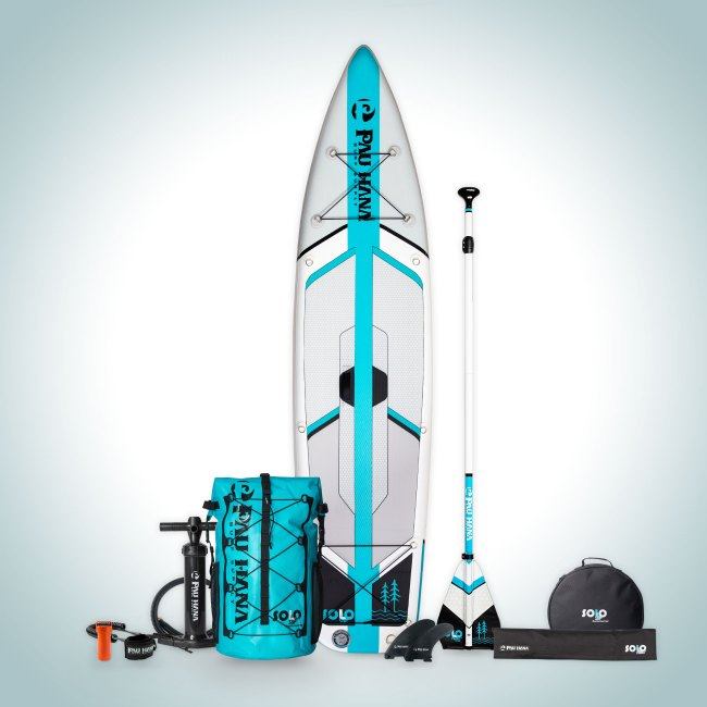 PauHana Solo SUP paddleboard kit