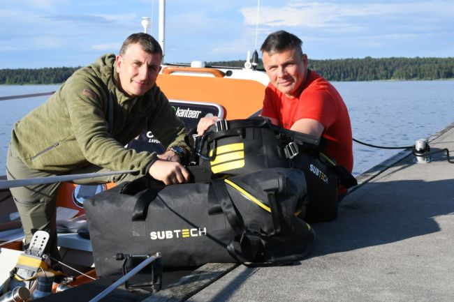 SUBTECH PADDLE FOR BALTIC WHALES 2