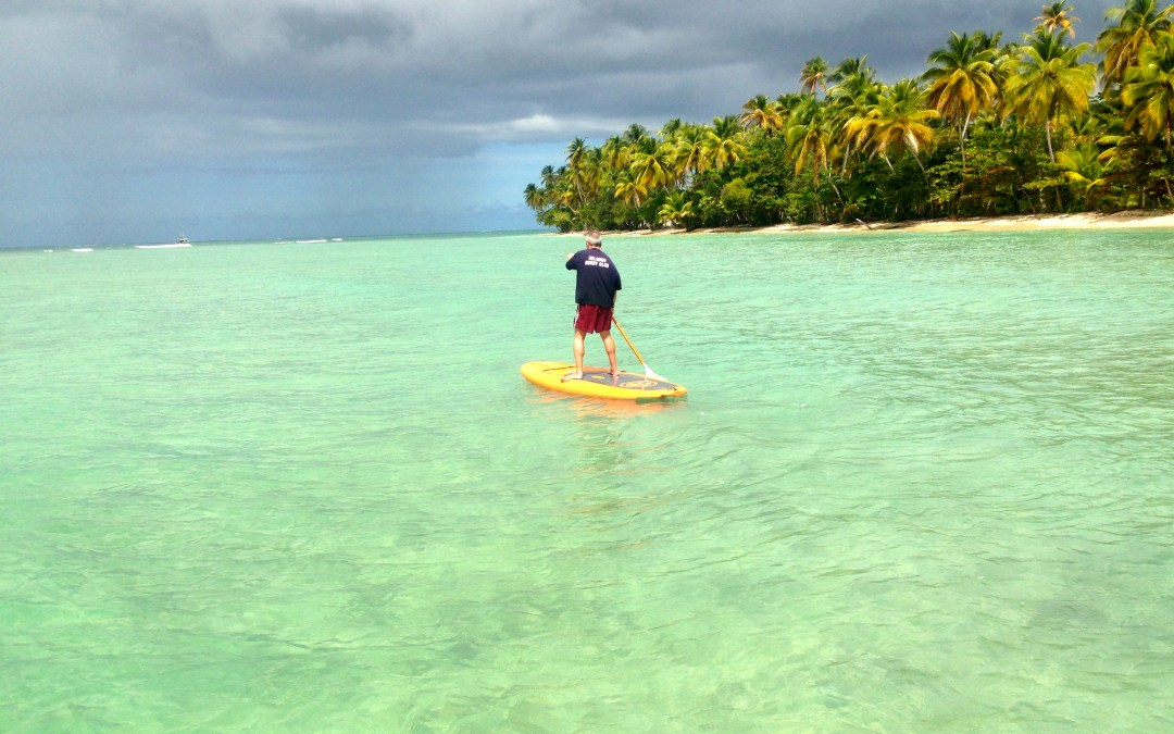 What do Skiing and Stand Up Paddle have in Common
