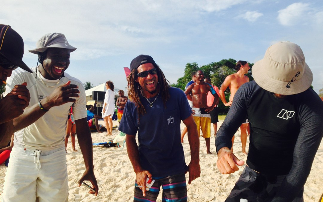 Naish 1 Barbados Stand Up Paddle Race Champion 2014