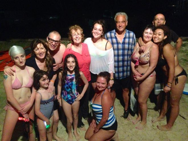 Bioluminescence Fun in Tobago