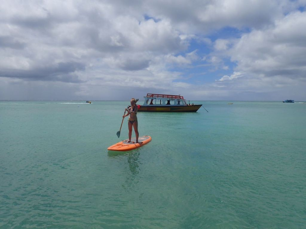 Reef Boats and SUP