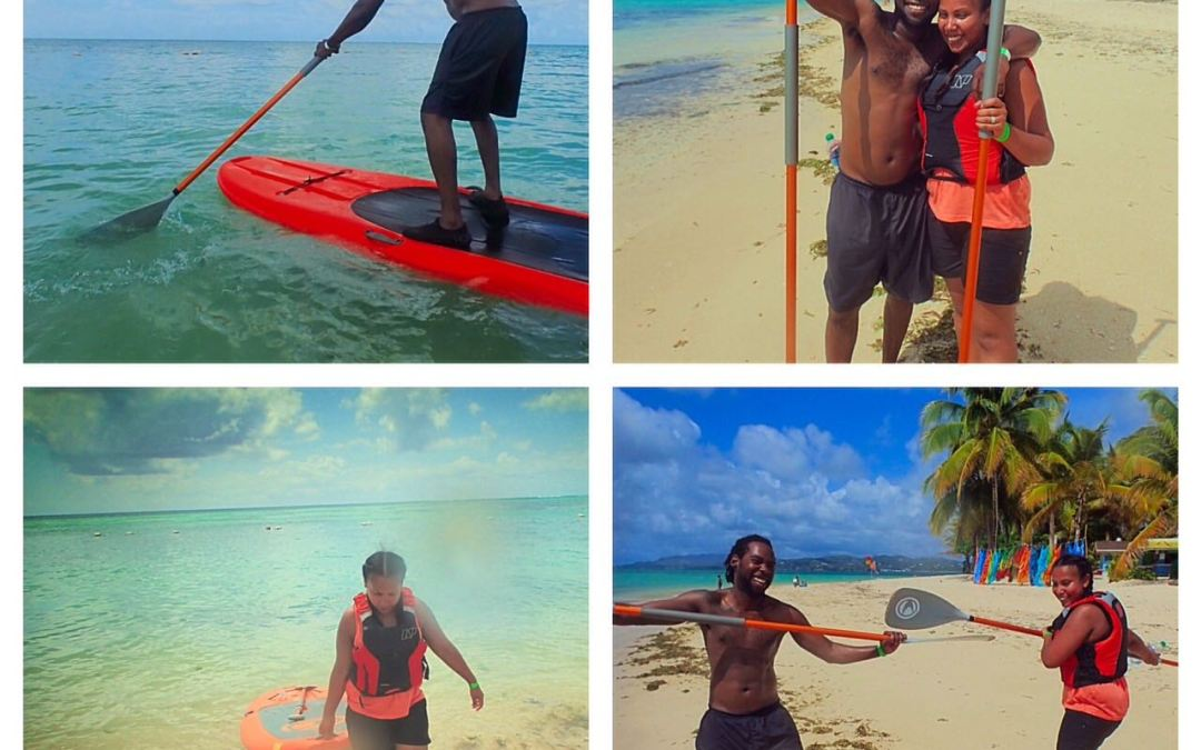 Sayings to live by with Stand Up Paddle Tobago