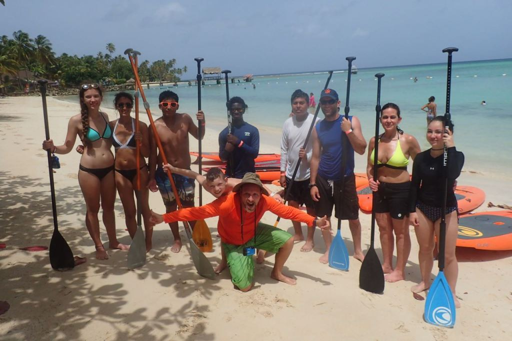 Group SUP fun