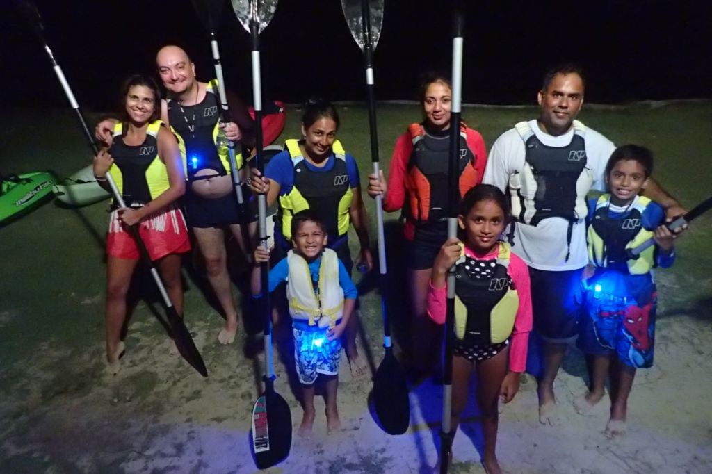 Bioluminescence Tour Tobago