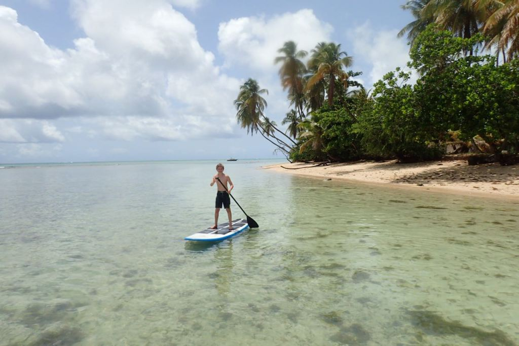 Stand Up Paddle Lesson