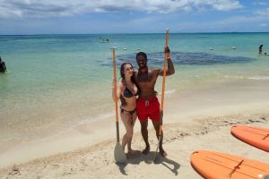 Stand Up Paddle Fun