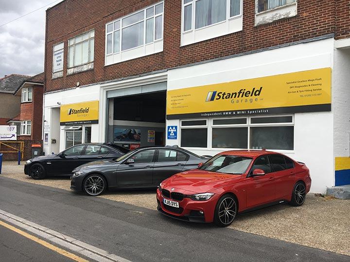Stanfield Garage Jameson Road