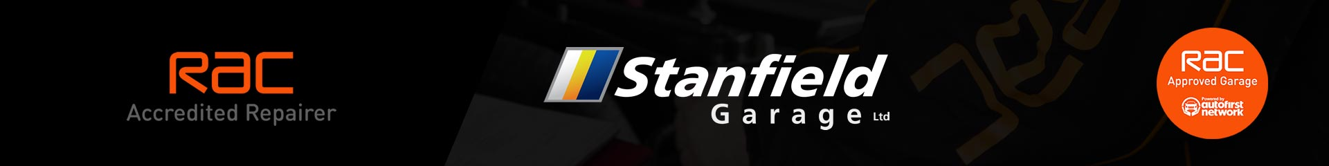 Stanfield Garage are RAC Accredited Repairers