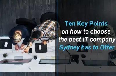 IT Company Sydney