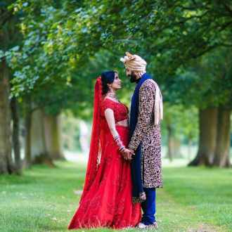 asian wedding stanford hall leicestershire